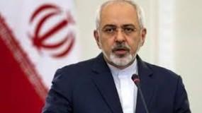 ظريف: لا مشكلة لدى إيران إذا توصل الفلسطينيون والإسرائيليون إلى اتفاق