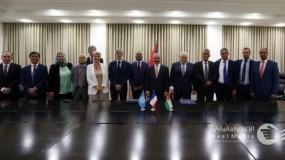 توقيع اتفاقيتين بنحو 26 مليون دولار لدعم الخدمات الطارئة والتنموية للبلديات