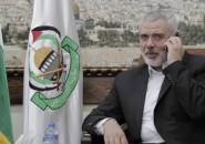 هنية يتلقى اتصالاً هاتفيًا من رئيس مجلس الشورى الإيراني
