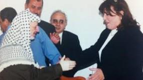 حيفا المحتلة : وفاة المناضلة نائلة عطية