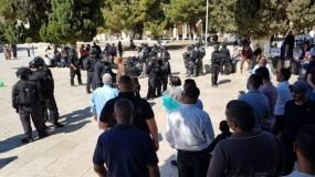 تحذيرات فلسطينية من تداعيات الانتهاكات في الأقصى وفصائل تتوعد بالرد