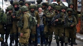 """اعتقالات في الضفة الغربية.. وجيش الاحتلال يواصل البحث عن منفذي """"عملية رام الله"""""""