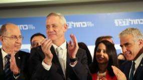 """""""القائمة العربية"""" ترفض الانضمام لحكومة وحدة إسرائيلية يقودها غانتس"""