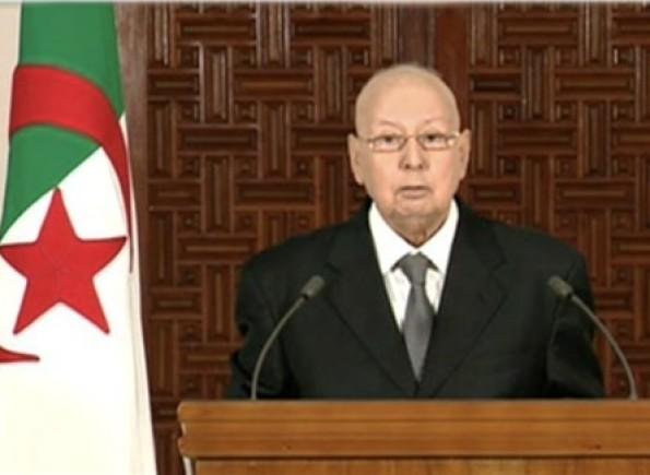 الانتخابات الرئاسية في الجزائر في 12 ديسمبر