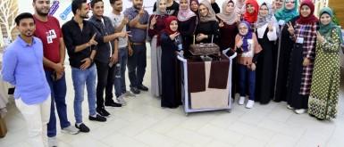 جمعية بسمة للثقافة والفنون تطلق حملة المناداة بالدمج المجتمعي للأشخاص ذوي الإعاقة #قادرون