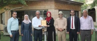 ثقافة جنين تنظم أمسية شعرية في قرية حداد السياحية