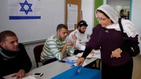 """مليون """"فلسطينيي"""" من أراضي 48 يصوتون في الانتخابات الإسرائيلية"""