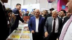 افتتاح معرض فلسطين الغذائي الثاني في الخليل