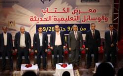 أبو سيف: الحكومة مهتمة بالقطاع الثقافي وننوي تنظيم معرض دائم للكتاب بفلسطين