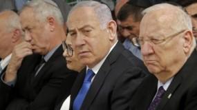 ريفلين ينهي مشاوراته مع الأحزاب الإسرائيلية ويستدعي نتنياهو وغانتس لاجتماع مشترك