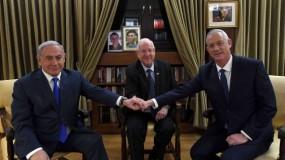 """إعلام عبري: """"أزرق أبيض"""" يلغي اجتماعه مع الليكود لأن نتنياهو يريد الانتخابات"""