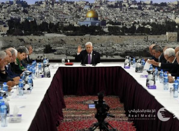 الرئيس عباس:سنبدأ بإجراءات تغيير الدور الوظيفي للسلطة واتفقت مع هنية على عقد لقاء بغزة