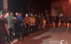 وصول عدد من المحتجزين بمصر لقطاع غزة وقيادة الجهاد تستقبلهم