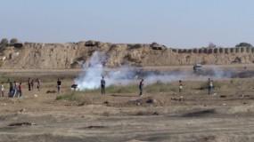 استشهاد المواطن رامي الغلبان متأثراً بإصابته في مسيرات رفع الحصار