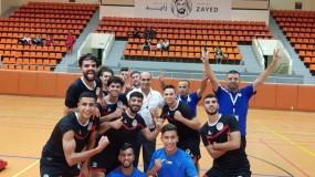 ضمن بطولة التسامح الكروية بالإمارات :فوز منتخب جامعات فلسطين على الاردن