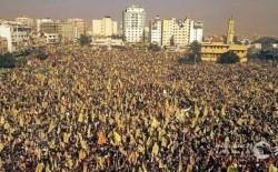 حركة فتح تعقد اجتماعا موسعا في المحافظات الجنوبية تحضيرا لمهرجان انطلاقتها الخامسة والخمسين