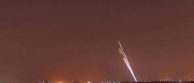 جيش الاحتلال الاسرائيلي : أكثر من 250 قذيفة صاروخية أطلقت من غزة حتى الآن