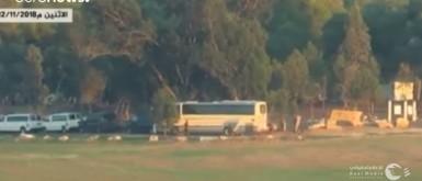 القسام يكشف تفاصيل استهداف الحافلة العسكرية الإسرائيلية خلال عملية (حد السيف)