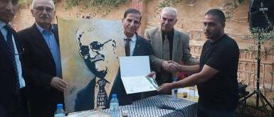 الهيئة الفلسطينية للثقافة والفنون والتراث تنظم أمسية بالتعاون مع مؤسسة ياسر عرفات بالذكرى الـ15 لرحيل الزعيم ياسر عرفات، وذكرى الاستقلال