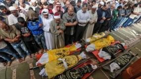 """استشهاد """"محمد السواركة"""" متأثراً بجراحه بقصف طائرات الاحتلال لمنزل وسط قطاع غزة"""