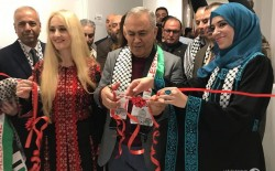وفد ثقافي فلسطيني من قطاع غزة والضفة الغربية يشارك ضمن فعاليات إحياء يوم التضامن العالمي مع الشعب الفلسطيني في بلغراد عاصمة صربيا