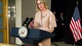 """أمريكا: نبذل جهودا مع """"الرباعية"""" ومجلس الأمن لاستئناف المفاوضات بين فلسطين وإسرائيل"""