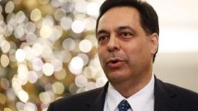 رئيس وزراء لبنان المكلف دياب: أسعى لحكومة اختصاصين في فترة لا تتجاوز 6 أسابيع
