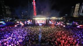 أكثر من 20000 شخص يشهدون افتتاح مهرجان دبي للتسوق في برج بارك