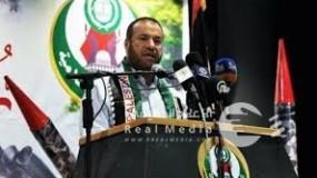 حمّاد ينفي تصريحات نُسبت له حول جهوزية حماس لإستلام الضفة بعد إنهيار السلطة