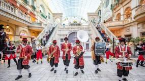 ميركاتو يحتفي باليوبيل الفضي لمهرجان دبي للتسوّق