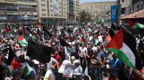 القوى الوطنية برام الله: يوم إعلان (صفقة القرن) يوم غضب شعبي