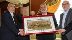 هنية يختتم زيارته لماليزيا وحماس تكشف نتائجها