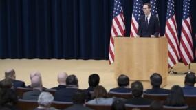 كوشنر يُطلع أكثر من 190 سفيراً ودبلوماسياً على (صفقة القرن)