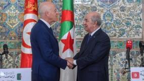 الرئيس الجزائري: اتفقنا مع تونس على رفض (صفقة القرن)