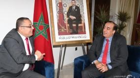 وزير الثقافة المغربي: القضية الفلسطينية أولوية بالنسبة للمغرب