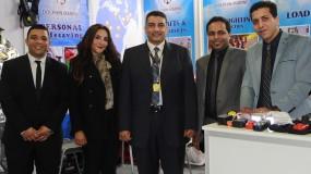 """مشاركة فعالة من مجموعة دولفين الشرق الأوسط للخدمات البحرية بمعرض """"إيجيبس  2020"""""""