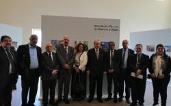 """الثقافة تنظم معرض""""تحية للقدس"""" في البحرين"""