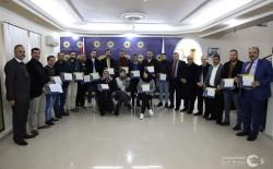 سلطة النقد وشبكة الصحفيين الاقتصاديين تنظمان دورة تدريبية في غزة