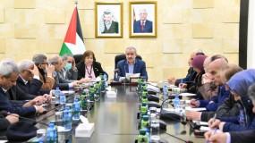 صالح: جلسة خاصة لمجلس الوزراء ستعقد قريباً لمناقشة ملفات قطاع غزة