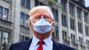 ترامب يعلن الحرب على كورونا