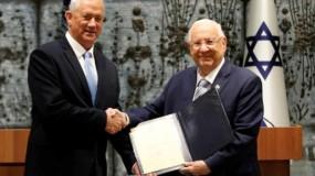 غانتس يطلب من ريفلين تمديد مهلة تشكيل الحكومة الإسرائيلية