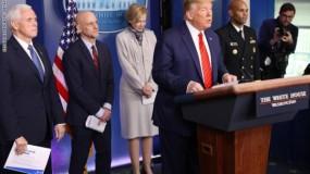 رغم الوفيات الكثيرة.. ترامب ينوي الإعلان عن توجيهات بشأن إعادة فتح الاقتصاد