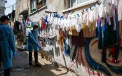 مركز الميزان يحذر من كارثة حقيقية حال تفشي فيروس كورونا في غزة