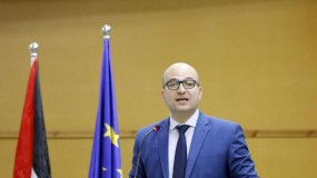 ممثل الاتحاد الأوروبي: اعتقال وزير شؤون القدس أمر مثير للقلق