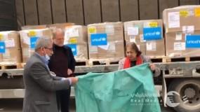 وزيرة الصحة: قافلة طبية تنطلق إلى غزة تحمل مستلزمات لكورونا