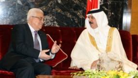 ملك البحرين يؤكد أهمية تحقيق السلام العادل والشامل المؤدي لدولة فلسطينية