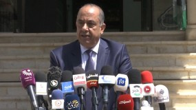 وزير العدل: المرسوم الرئاسي يحدد الشرطة الشرعية للإشراف على الانتخابات الفلسطينية