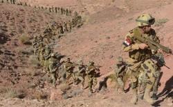 الجيش المصري يعلن تنفذ عمليتين نوعيتين في سيناء.. ومقتل 19 إرهابياً