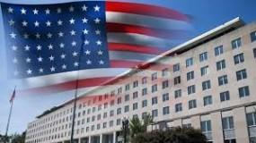 الخارجية الأمريكية: ندعو إسرائيل إلى الامتناع عن اتخاذ أي إجراء يؤثر في الحل مع الفلسطينيين