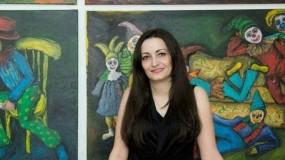 الفنانة التشكيلية جمان النمري رحلة تألق ونجاح لافتة ومستمرة